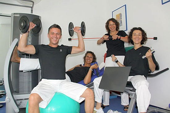 Unser Physio-Team in Uhldingen am Bodensee