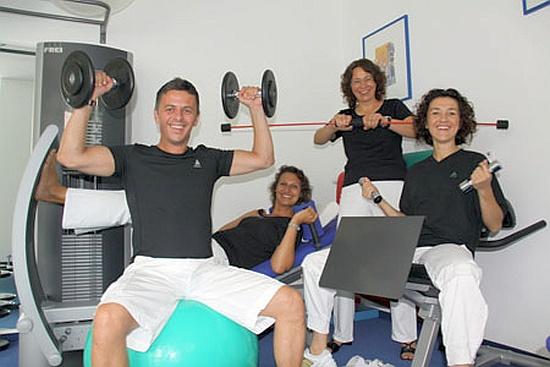 Unser Physio-Team in Uhldingen am Bodensee